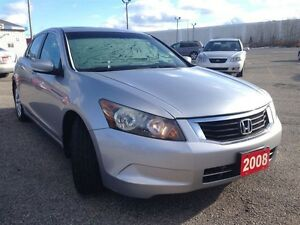 2008 Honda Accord EX-L / LEATHER / ROOF / ALLOYS