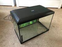 Superfish Aqua Expert 70 (fish tank) + Aqua-Flow 200 + Eco Heater 100W + Led light + many acesories