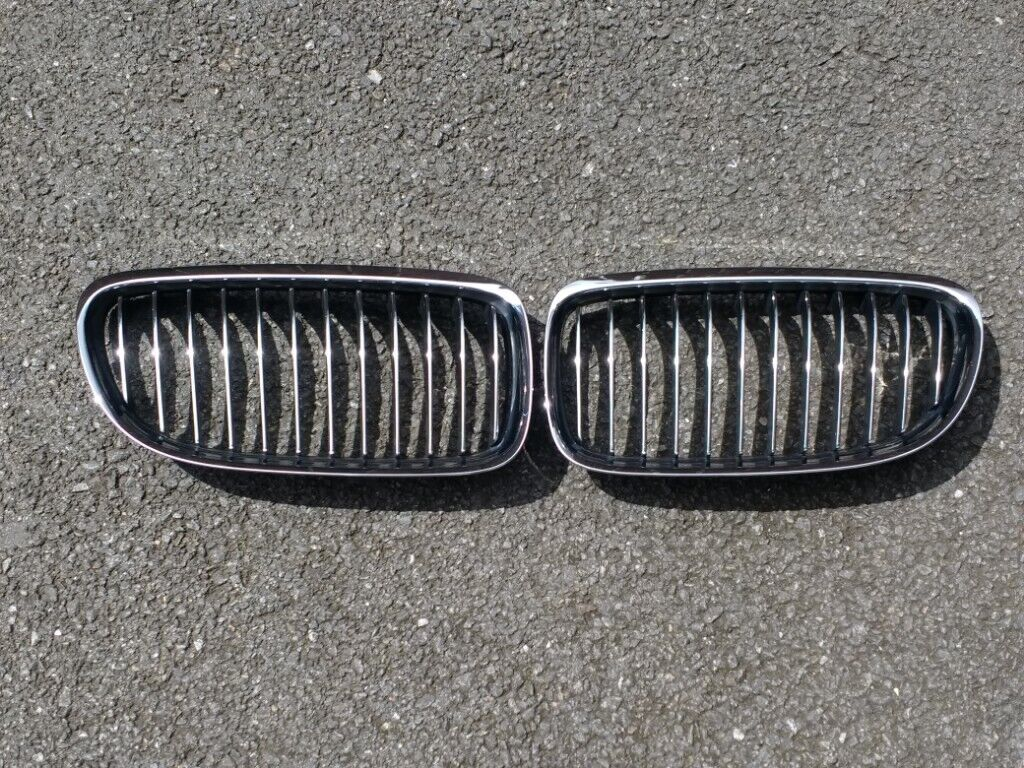 BMW E90 LCI FACELIFT KIDNEY GRILLS (GENUINE)   in Londonderry, County  Londonderry   Gumtree