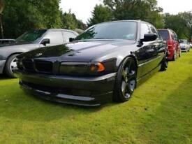 BMW E38 728i sport 7 series bc racing modified