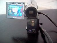 Sony digital camcorder model no DCR--IP7E