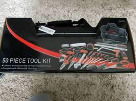 Brand new 50 piece Tool Kit