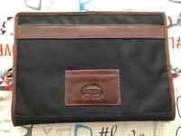 Fossil Tablet Case - Multi Storage Pockets - New
