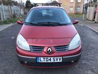 2004 Renault Scenic 1.6 VVT Dynamique 5dr Manual @07445775115