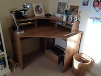 Study desk - bought within the last 2 years. Excellent condition.