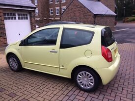 Citroen C2 1.1 SX Beautiful Car - Drives Great