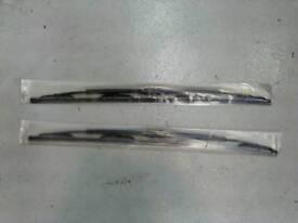 Windscreen wiper blades 28 inch pair of
