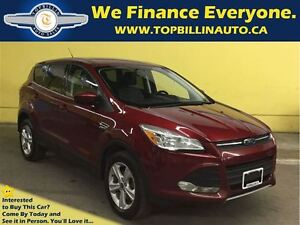 2013 Ford Escape SE 4WD, 1 OWNER, ALL-WHEEl-DRIVE