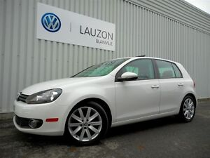 2013 Volkswagen Golf Highline 2.5L