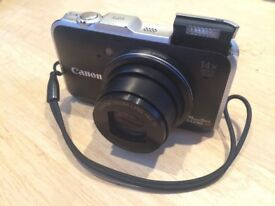 Canon Powershot SX230 & Battery Charger