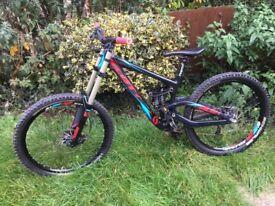 Scott Gambler 30 2014 Downhill Mountain Bike MTB £2000 open to offers
