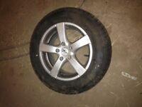 Vw winter wheels x4