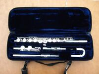 Trevor james flute with curved headjoint TJ10X II