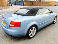 Audi A4 Cabriolet 1.8 T Sport Cabriolet 2dr+P/X WELCOME+LONG MOT+AUDI HISTRY+LEATHER