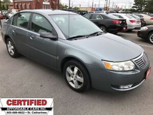 2006 Saturn Ion Uplevel ** CRUISE, A/C, AUX. IN **