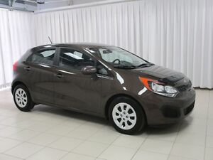 2014 Kia Rio GDI 5DR HATCH  LOW KILOMETERS AT A GREAT PRICE !!