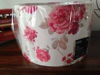 NEW FLORAL LIGHT SHADE