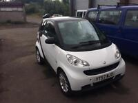 Smart Fortwo 1.0 Automatic Petrol Car