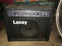 Laney BC30 amplifier