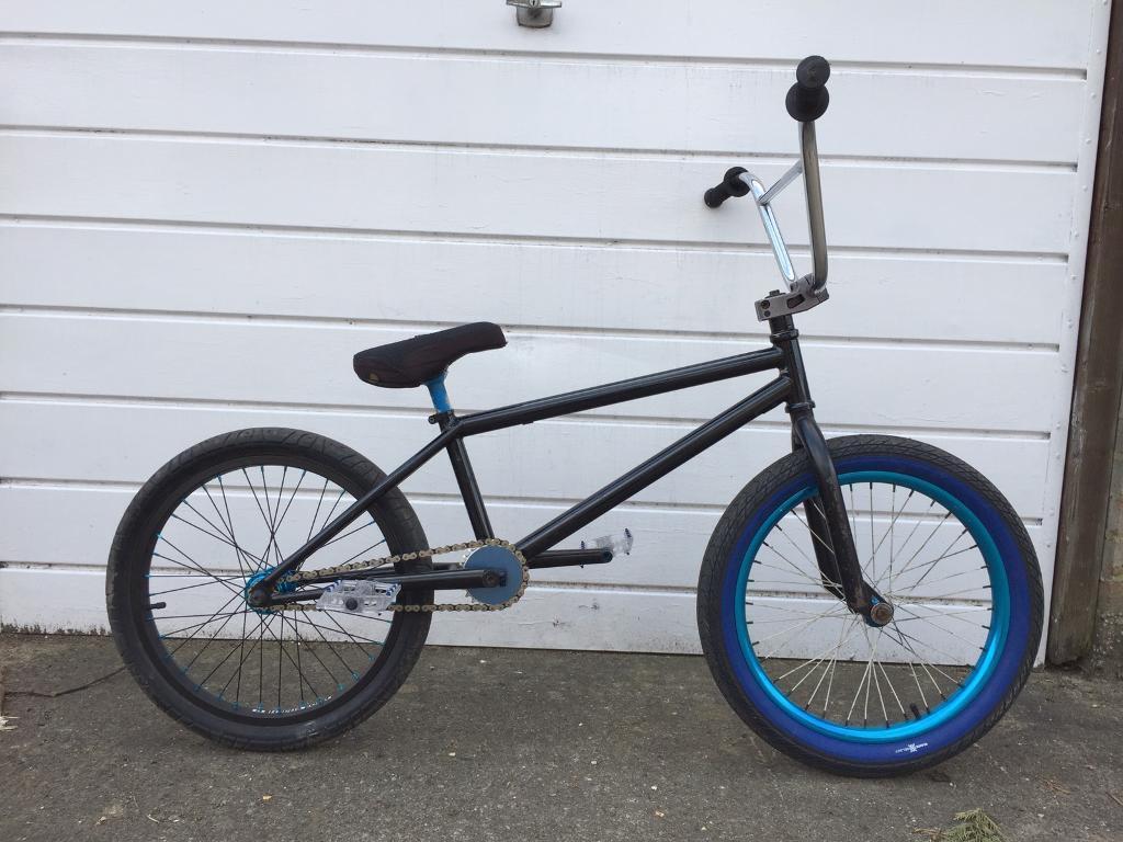 Custom United Kl40 Pro Bmx Bicycle Rare In Abingdon Oxfordshire