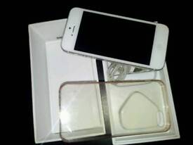 Iphone 5 16gb on 02
