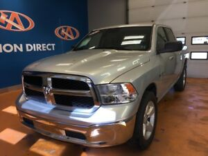 2017 RAM 1500 SLT HEMI! QUAD! 4X4! FINANCE TODAY!