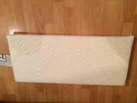 Baby crib/cot mattress