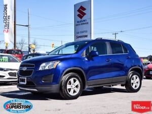 2015 Chevrolet Trax LT ~All-Wheel Drive ~Fuel Efficient ~10 airb