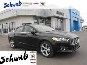2016 Ford Fusion 4DR SDN, GREAT PRICE! Rearview camera, Low KMs! Edmonton Edmonton Area image 1