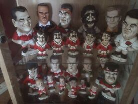 WANTED old rugby and football groggs