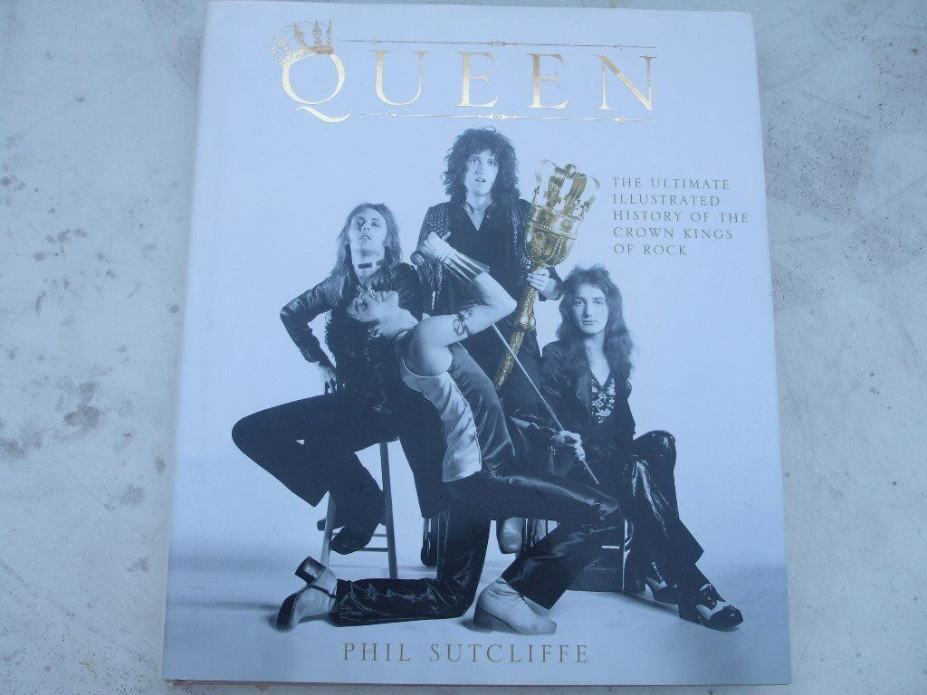 "1992 SUPER ""QUEEN"" HARDBACK BOOKin Caister on Sea, NorfolkGumtree - Hardback Book ""Queen"" Packed with photos and History of this Super Group. In excellent condition. Cost over £30 new"