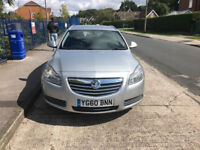 Vauxhall INSIGNIA 2.0 cdti EXCLUSIVE