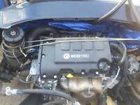 14 Reg Vauxhall Astra j Sri 1.4 engine