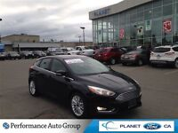 2015 Ford Focus TITANIUM LEATHER NAVIGATION SONY SOUND SYSTEM