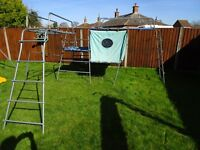 Used T P Challenger 2 Climbing Frame