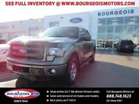 2013 Ford F-150 FX4 SYNC POWER SEAT