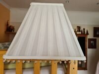 Cream Lampshade