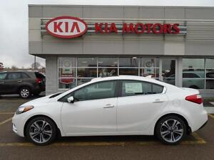 2016 Kia Forte EX with SUNROOF, ONLY $101* BI-WEEKLY NEW VEHICLE
