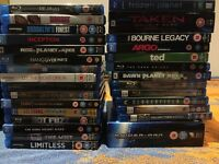 Blu ray collection