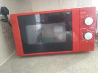Lovely Red Kitchenwear