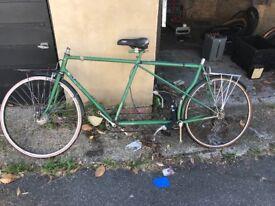 Tandem Bike for spares or rebuild