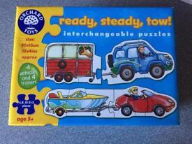 Ready Steady Tow Jigsaw