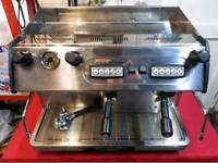 Commercial Coffee Machine Stafco Tall 2 Group - Reconditioned