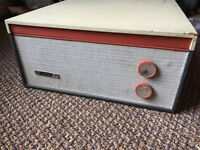60'S Retra Record Player