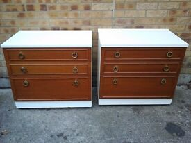 Pair 3 draw chests