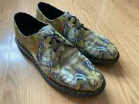 DR MARTENS ST. GEORGE AND THE DRAGON 1461 (UK MENS SIZE 10)