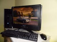 SEPTEMBER SPECIAL *** basic desktop computers ideal email and browsing