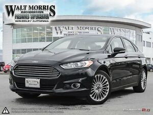 2015 Ford Fusion Titanium - BLUETOOTH, LEATHER, COMMAND START
