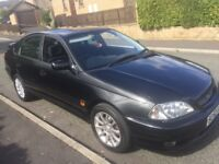 TOYOTA AVENSIS 2.0 VVTI SR HATCHBACK 2002 YEAR GOOD CONDITION INSIDE OUT