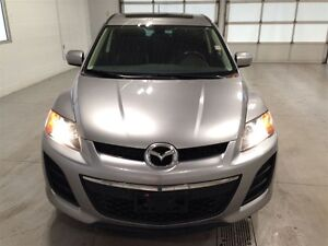 2011 Mazda CX-7 GS| LEATHER| SUNROOF| BLUETOOTH| 107,030KMS Kitchener / Waterloo Kitchener Area image 10